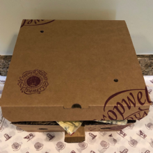 A Surprise Cheese Box